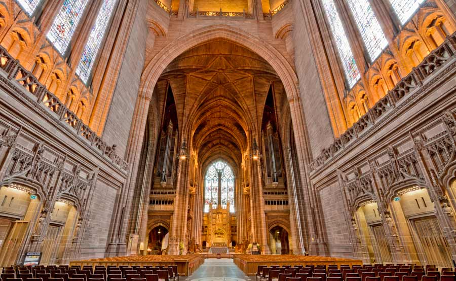 Catedral anglicana liverpool
